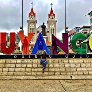 Alamor 📷:@ellienuez #EcuadorySusPaisajes #Provi