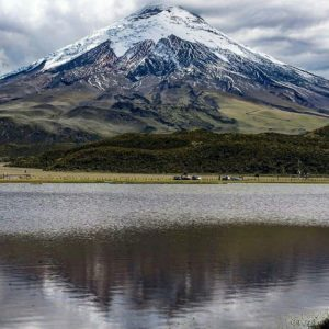 Cotopaxi. Foto: @caminante.de.montes #