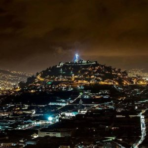 Quito. Foto: @oscararroyob #Fotografia
