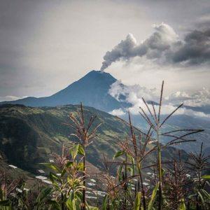 Tunguragua.  Foto: @birdiblue  #FotografiandoEcuador #ecuadorpotenciaturística #ecuad