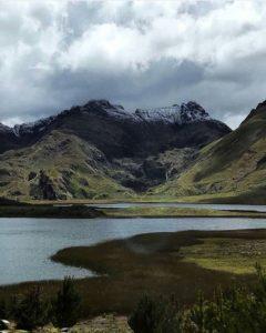 Lagunas de Atillo, Chimborazo.  Foto: @__zphoto  #FotografiandoEcuador #ecuadorpotenc