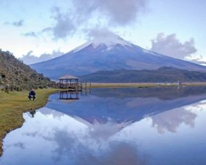 Parque Nacional Cotopaxi.  Foto: @josecarlosoco  #FotografiandoEcuador #ecuadorpotenc