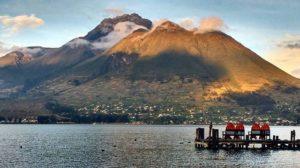 LAGO SAN PABLO – PROVINCIA DE IMBABURA  By: @floresalyss  #LagoSanPablo #ProvinciaDeImba