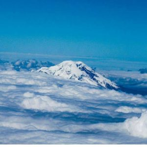 Volcán Chimborazo.  Foto: @leo.espinosa  #FotografiandoEcuador #ecuadorpotenciaturíst
