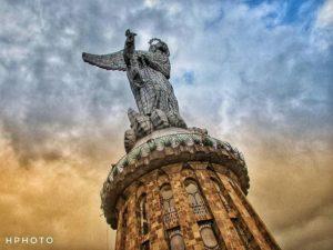 VIRGEN DEL PANECILLO – QUITO – PROVINCIA DE PICHINCHA  By: @pris.aguirre6  #Quito #Provi