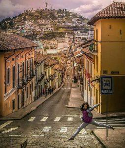 Quito.  Foto: @rawndall_ms