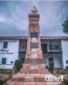 Museo Casa de los Tratados, cantón Girón, provincia del Azuay.  Foto: @giron_ec  #Fot