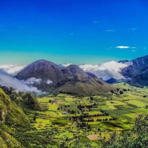 RESERVA GEOBOTÁNICA PULULAHUA – PROVINCIA DE PICHINCHA  By: @deysizz  #Pululahua #Provin
