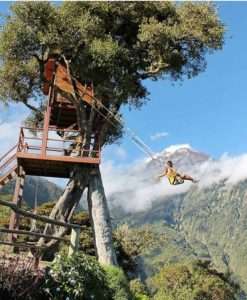 Columpio al fin del mundo. . . By: @amberstorie #FotografiandoEcuador #ecuadorpotenci
