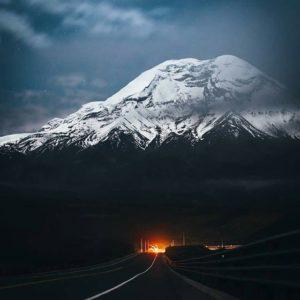 Chimborazo.  Foto: @mateo_venari