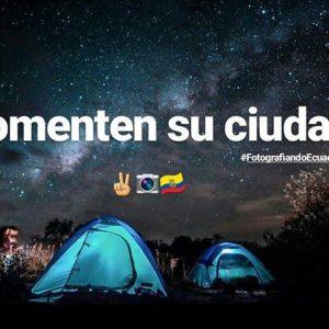 O lugar desde donde nos siguen... ¡Nos encanta saber de ustedes! #FotografiandoEcuad