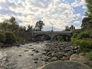 RÍO TOMEBAMBA – CUENCA – PROVINCIA DE AZUAY  By: @joaquincostab  #Cuenca #ProvinciaDeAzu