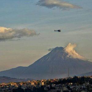 Tungurahua. Foto: @georgecooll #FotografiandoEcuador #ecuadorpotenciaturística #ecu