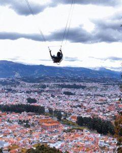 MIRADOR DE TURI – CUENCA – PROVINCIA DE AZUAY  By: @keni.anika  #Cuenca #ProvinciaDeAzua