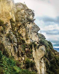 CARA DEL INCA – INGAPIRCA – PROVINCIA DE CAÑAR  By: @jonitho_terreros  #Ingapirca #Provi