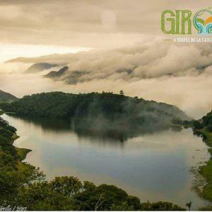 Laguna de Zhogra, cantón Girón, provincia del Azuay. Foto: @giron_ec #Fotografiando