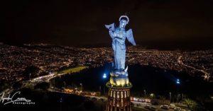 QUITO DESDE EL CIELO – PROVINCIA DE PICHINCHA  By: @acv25  #Quito #ProvinciaDePichincha
