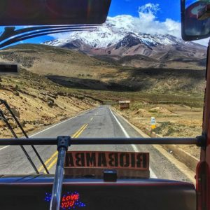 Got the best seats on the bus 🚎 ⛰ @lostinmurica #andes #southamerica #roadtrip #travel #mo... PH: sid.51