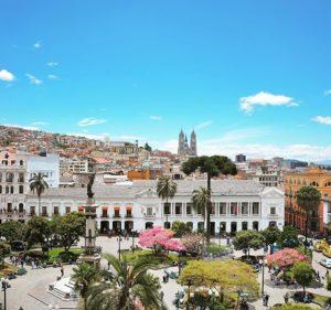 PLAZA DE LA INDEPENDENCIA – QUITO – PROVINCIA DE PICHINCHA  By: @r6fi  #Quito #Provincia
