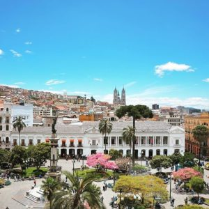 PLAZA DE LA INDEPENDENCIA - QUITO - PROVINCIA DE PICHINCHA  By: @r6fi  #Quito #Provincia