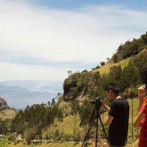 Mirador Fasaná, provincia del Azuay.  Fot: @giron_ec #FotografiandoEcuador #ecuadorpo