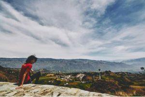Mirador San Alfonso, provincia del Azuay.  Foto: @arevalo_wil  #FotografiandoEcuador