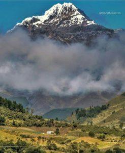 Illiniza Sur.  Foto: @davidfvillacres  #FotografiandoEcuador #ecuadorpotenciaturístic