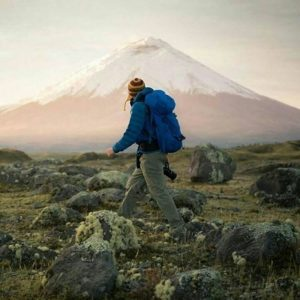 Cotopaxi.  Foto: @jeffcarlsonphoto  #FotografiandoEcuador #ecuadorpotenciaturística #