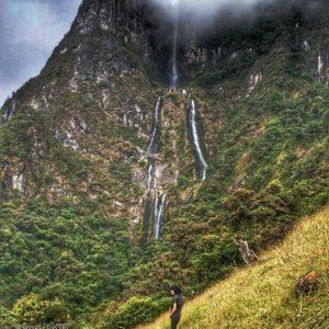Cascadas del Chorro, cantón Girón, provincia del Azuay.  #FotografiandoEcuador #ecuad