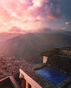 BAÑOS DE AGUA SANTA – PROVINCIA DE TUNGURAHUA  By: @taytayskye  #BañosDeAguaSanta #Provi