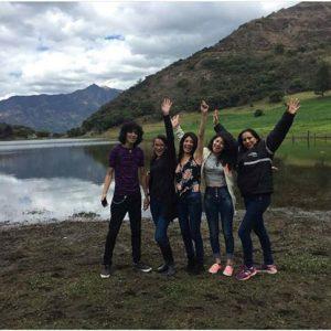 Laguna De Zhogra, provincia del Azuay.  Foto: @giron_ec #FotografiandoEcuador #ecuado
