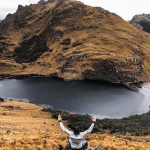Cajas National Park  LAGUNA TINTACOCHA - PARQUE NACIONAL EL CAJAS - PROVINCIA DE AZUAY  By: @juliocesarra