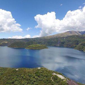 Cuicocha, Imbabura, Ecuador  LAGUNA DE CUICOCHA - PROVINCIA DE IMBABURA  By: @diegoholguini  #Cuicocha #Provincia