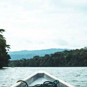 Río Napo. Foto: @sajinpark #FotografiandoEcuador #ecuadorpotenciaturística #ecuador