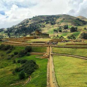 Complejo Arqueológico Ingapirca, provincia de Cañar.  Foto : @safetravelsec  #Fotogra