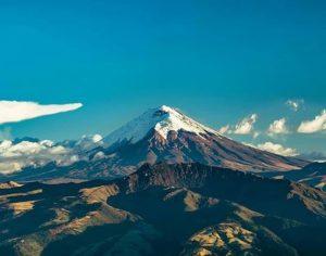 Volcán Cotopaxi.  Foto: @alejoquirola