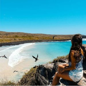 Galápagos.  Foto: @lilihutravel  #FotografiandoEcuador #ecuadorpotenciaturística #ecu