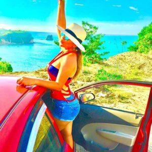 Soy feliz 😀 #atacamesbeach #esmeraldas #ecuador #beautifuldestinations #paisajesecuad