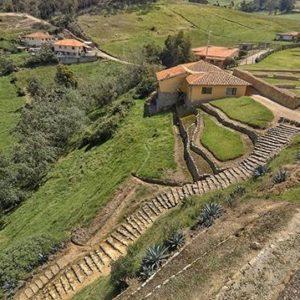 Ingapirca, Azuay, Ecuador A un costado de lasruinas de Ingapircaque constituyen el lugar más importante dejad
