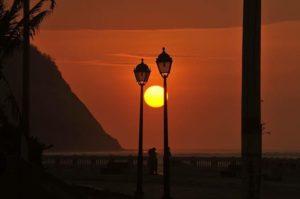 18h24 Bahía/Ecuador #sunset #ecuador #ecuadornosinspira #colores #paisajes #paisajese