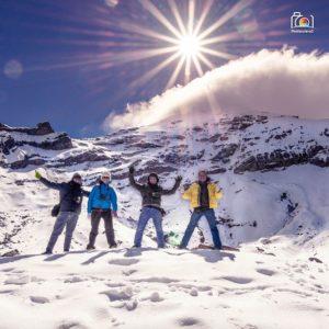 Volcán Chimborazo Ecuador Te presenta el lugar más cercano al Sol .............................................