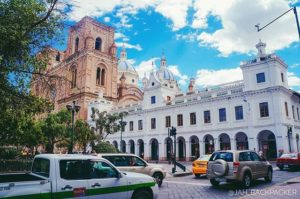 🏛 A cidade de Cuenca – na sua totalidade, Santa Ana de los Cuatro Rios de Cuenca – é