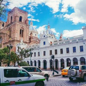 🏛 A cidade de Cuenca - na sua totalidade, Santa Ana de los Cuatro Rios de Cuenca - é