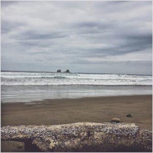 Ayampe, Manabi, Ecuador Lo que trae la marea. 🐚🌊 | #Vsco #VscoCam #Beach #Sea