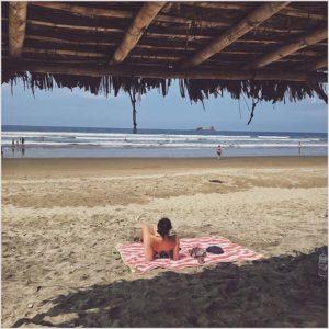 Ayampe, Manabi, Ecuador 70.930.800 segundos juntos. 😘🙍🏻 | #Vsco #VscoCam #Beach #Sunny