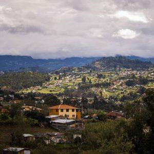 Chaullabamba Tremenda vista desde chaullabamba en cuenca  #cuenca #chaullabamba #EcuadorEnTusojos