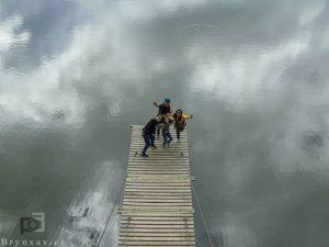Laguna de Busa (san fernando) La felicidad solo es real cuando es compartida. 🏞 #family #Lagubadebusa #Sanfernando