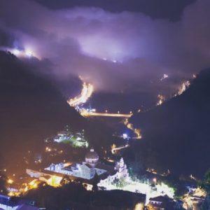 Guápulo nocturno #guápulo #paisajesecuador593 #paisajesecuador #paisajes #city #quito
