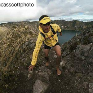 Ecuador Quilotoa - Ecuador por @lucasscottphoto  F R E E U O M O | ECUADOR MOVIMIENTO @freeu