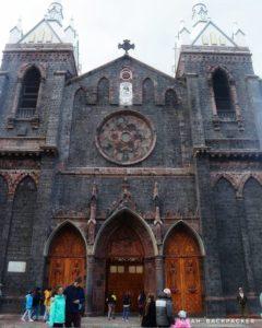 Santuario de Nuestra Señora de Agua Santa Esta Basílica é dedicada à Virgem da Água Santa, que é creditada com vários milagres